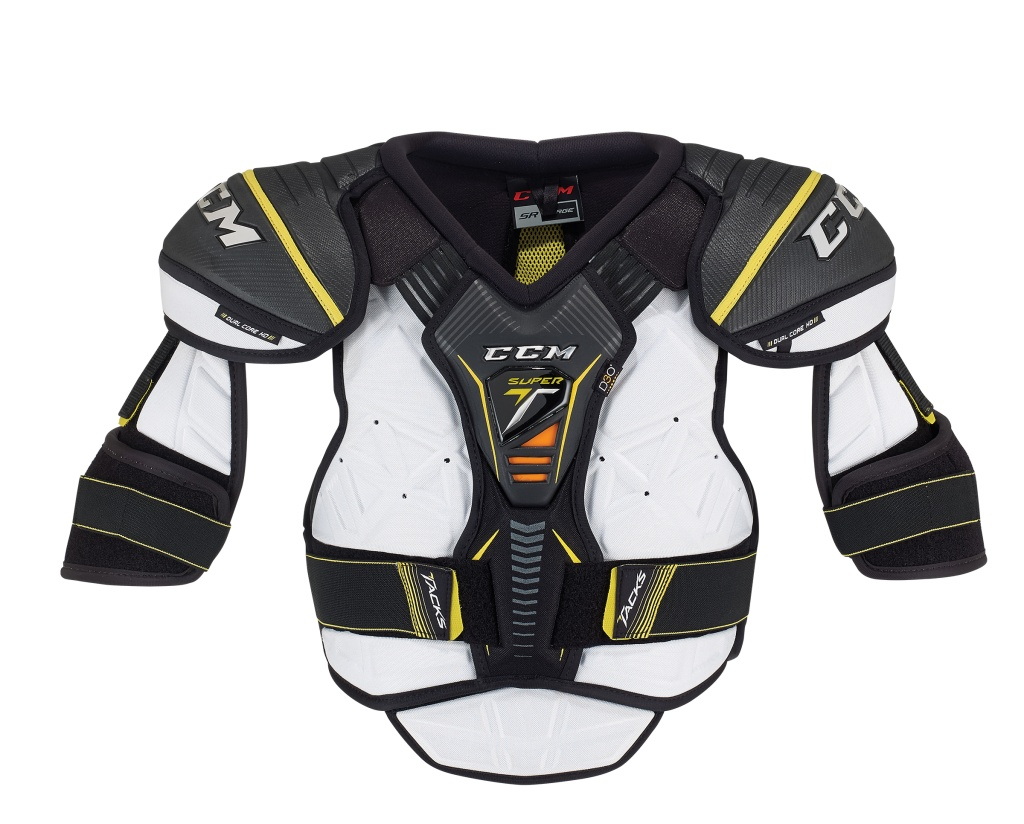 CCM Super Tacks axelsskydd - JR