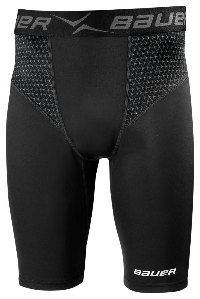 BAUER Premium Compression Shorts - SR