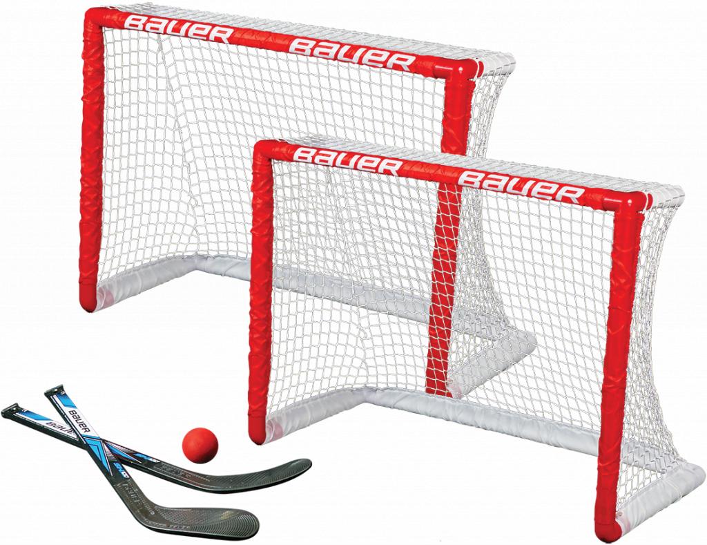 Bauer Knee Hockey Set