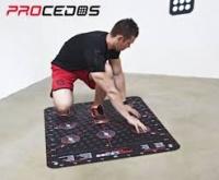 3D funktions matta
