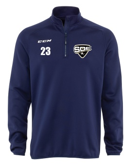 SDE Jogging, 1/4 zip