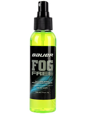 BAUER visir spray