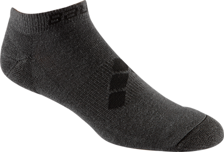 BAUER TRAINING LOW CUT SOCK - GRY