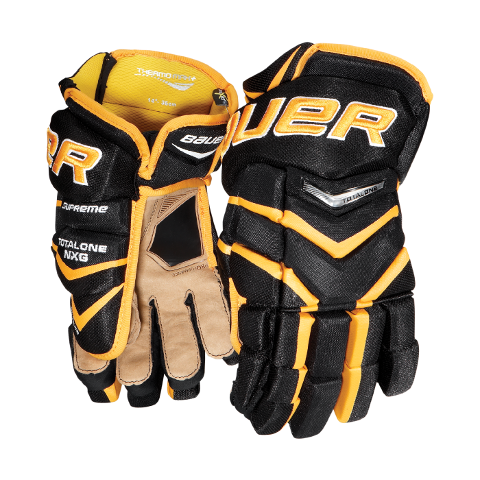 BAUER SUPREME TOTALONE NXG GLOVE - JR