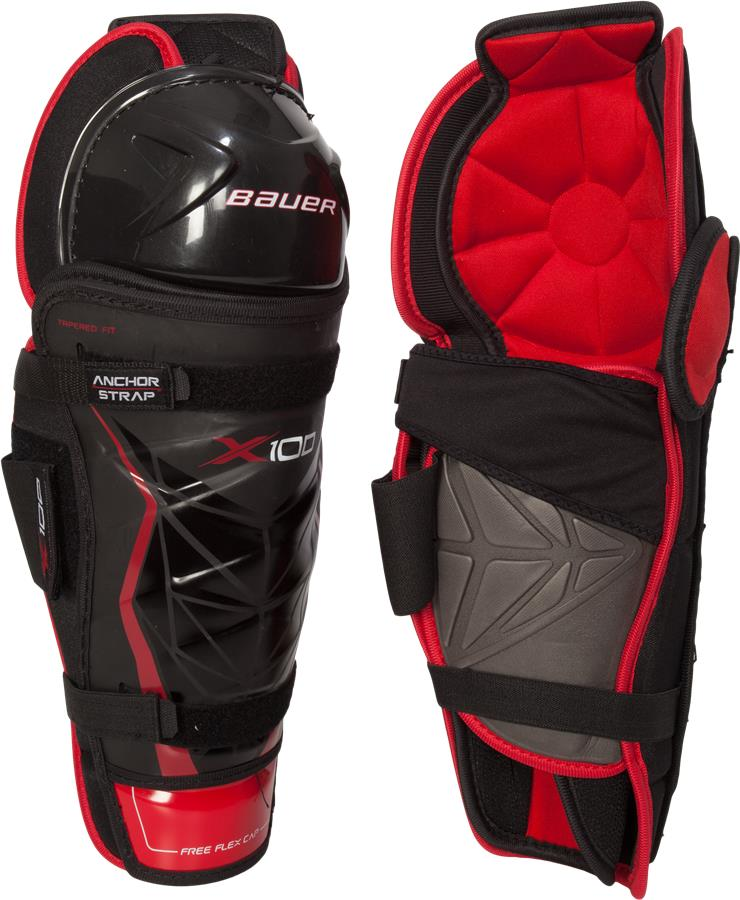 VAPOR X100 SHIN GUARD - JR