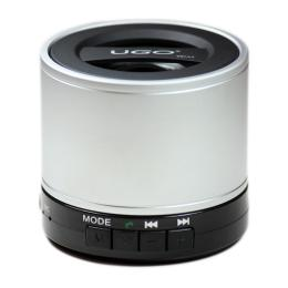 UGO Bluetooth Mini Speaker Silver