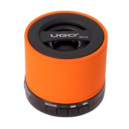 UGO Bluetooth Mini Speaker Matt Orange