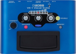 boss vocal echo ve-1