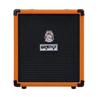 Orange Crush Bass CR25BC