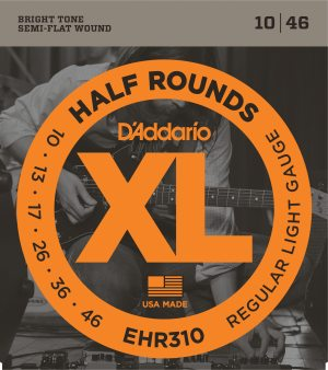 XL Half Rounds 10-46 EHR310