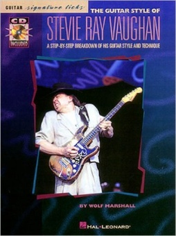The Guitar Style Of Steve Ray Vaughan
