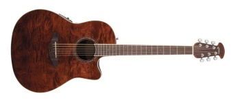 Ovation Celebrity Standard Plus Mid Cutaway  CS24P-NBM
