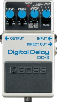 Effektpedal Boss  DD-3 Digital Delay