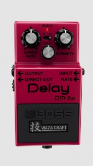 Effektpedal BOSS Delay DM-2w