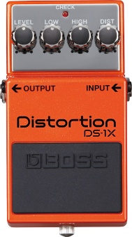 Effektpedal BOSS Distortion DS-1X