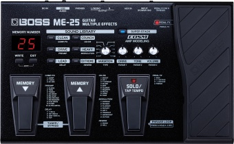 Multieffekt Boss ME-25