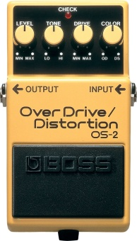 Effektpedal Roland OS-2 Overdrive/Distortion