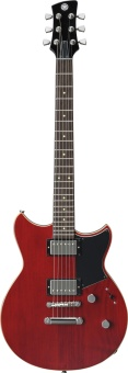 Yamaha Revstar 420 Fire Red
