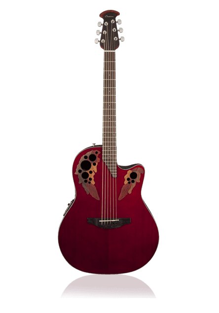 Ovation Celebrity Elite Mid Cutaway CE44-RR