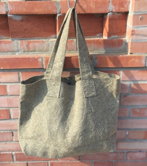 Viken Bag Olive light