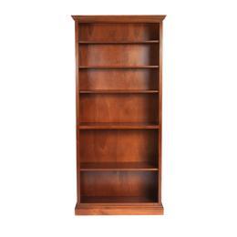 LEONARDO bokhylla bred öppen