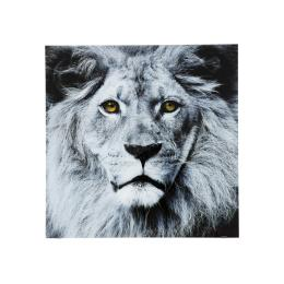 LION GLASTAVLA 80X80