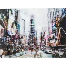 Times Square 120x90cm