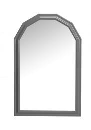 Minette spegel bågformad