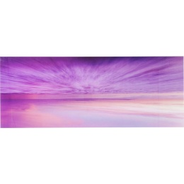 Glastavlan Horizon Sunset 70x180 cm