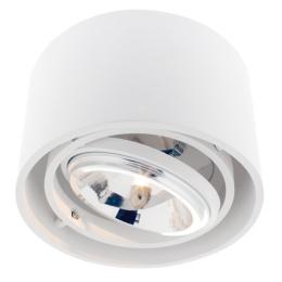 Top Spot LED spotlight 1-låg Sandvit