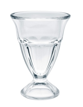 Glass skål 25cl
