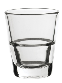 Shotglas 4,5cl Stack Up