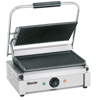 Klämgrill RR, medium, Bartcher