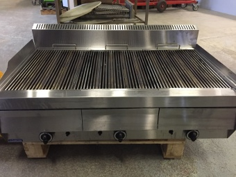 Beg. Water gas grill T703 (NORTH)