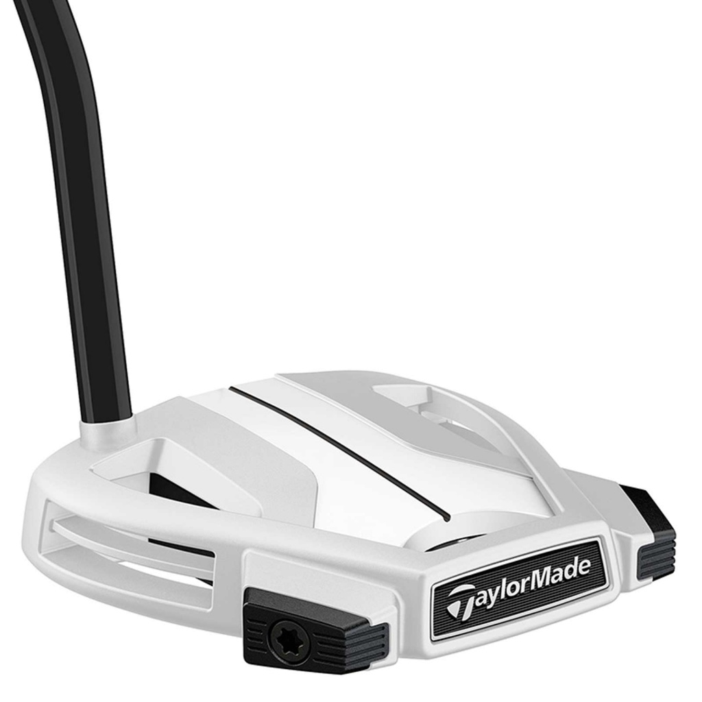 Taylor Made Spider X Single Bend Chalk/White Putter