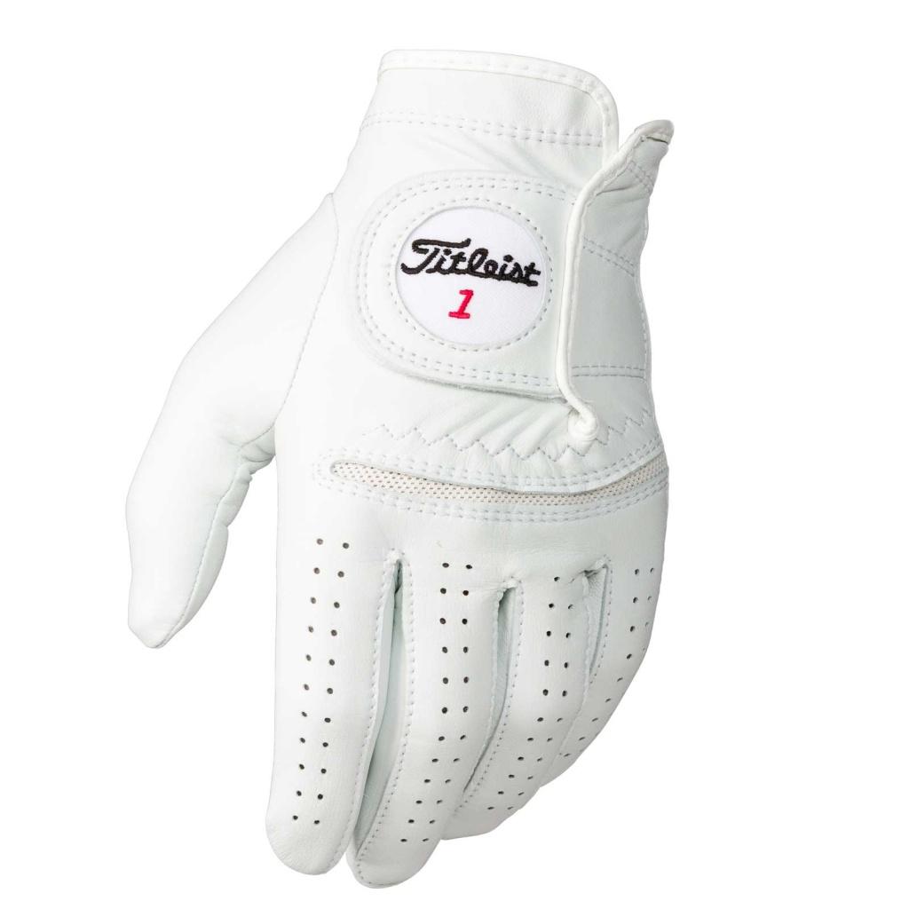 Titleist Perma-Soft Skinn Handske Herr