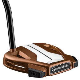 Taylor Made Spider X Single Bend Copper/White Putter