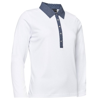 Abacus Crail L/S Polo Dam