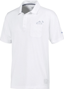 Puma Slow Play Pocket Polo Herr