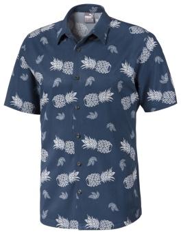 Puma Island Shirt Herr