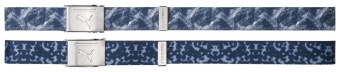 Puma Reversible Web Belt Island Time