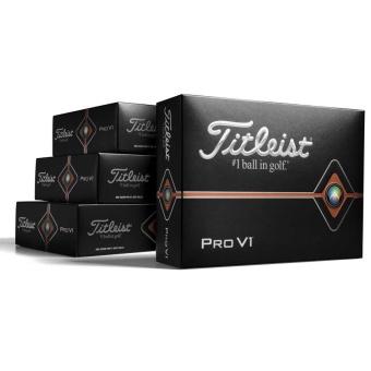 Titleist PRO-V1X Golfbollar 4 för 3
