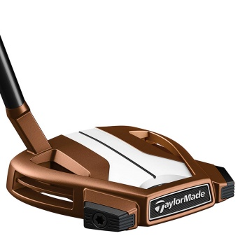 Taylor Made Spider X Small Slant Copper/White Putter
