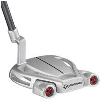 Taylor Made Tour Diamond Silver L Neck Putter