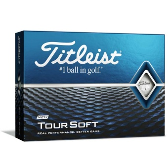 Titleist Tour Soft Golfbollar