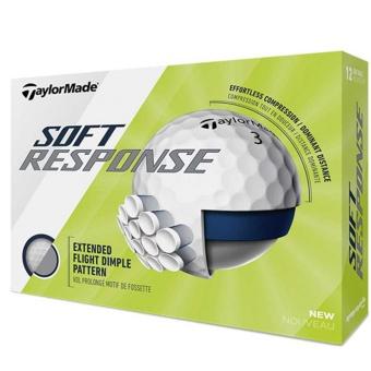Taylor Made Soft Respons Golfbollar