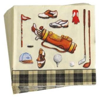 Sportiques Golf Servett