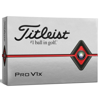 Titleist PRO V1X Golfbollar