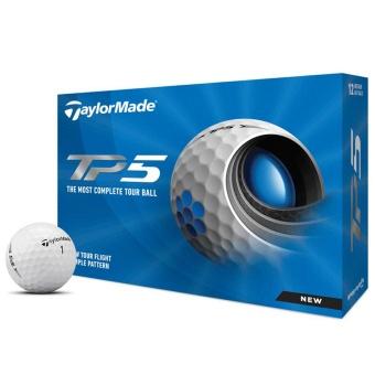 Taylor Made TP5 Golfbollar