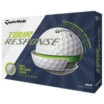 Taylor Made Tour Respons Golfbollar